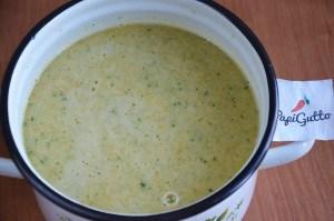 Суп со шпинатом 11
