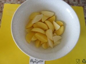 Картофель в горшочках 1