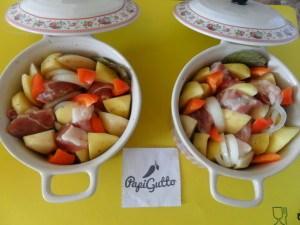 Картофель в горшочках 5