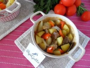 Картофель в горшочках 6