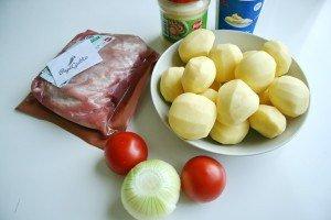 Картошка по-французски 1