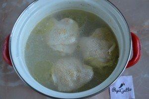 Гречневый суп 2