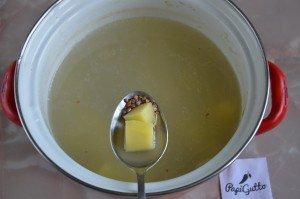 Гречневый суп 5