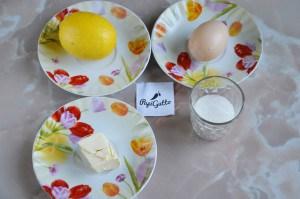 Лимонный курд (крем) 1