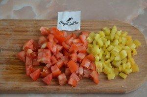 Булгур, каша з овочами 4