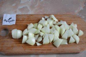 Тушеная картошка с мясом 3