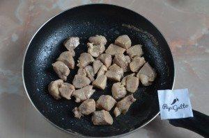 Тушеная картошка с мясом 7