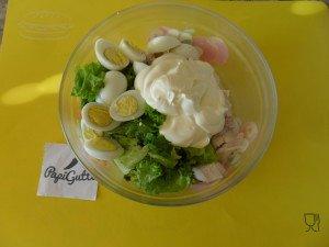 Салат из курицы 7