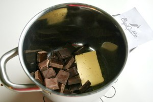 Шоколадный торт 17