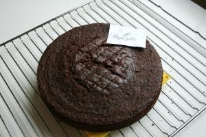 Шоколадный торт 14