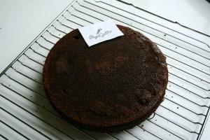 Шоколадный торт 15
