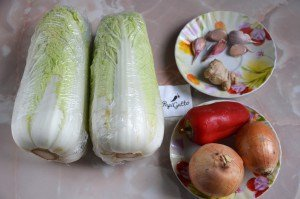 Кімчі (капуста по-корейски) 1