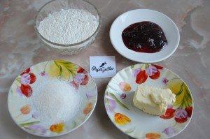 Печенье курабье 1