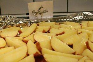 Запеченная картошка в духовке 8