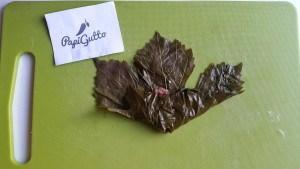 Личное: Долма, голубцы в виноградных листьях 12
