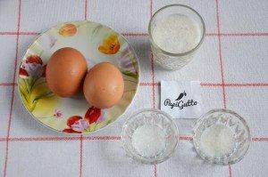 Білковий крем для торта 1