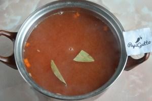 Суп с нутом 9