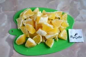 Апельсиновый пирог 4
