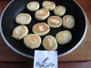 Печенье на сковороде 10