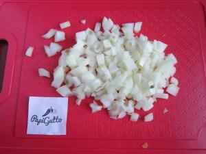 Постный борщ с фасолью 7