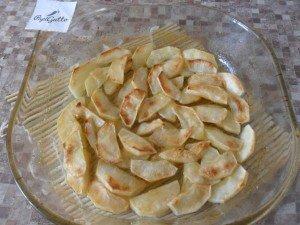 Личное: Французький яблучний пиріг Тарт Татен 3