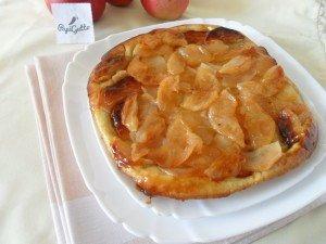 Личное: Французький яблучний пиріг Тарт Татен 8