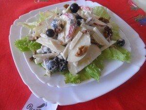 Вальдорфський салат 10