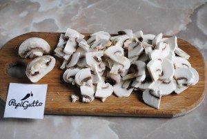 Смажена картопля з грибами 3