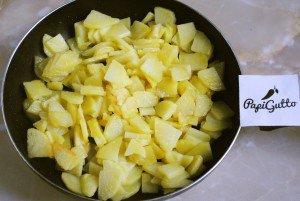Смажена картопля з грибами 7