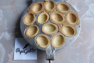 Печенье орешки со сгущенкой 7