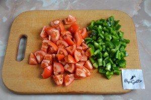 Овощная запеканка 2
