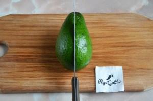 Салат с авокадо 5