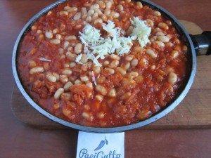 Фасоль в томатном соусе 8