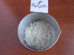 Молочная рисовая каша 2