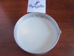 Молочная рисовая каша 5