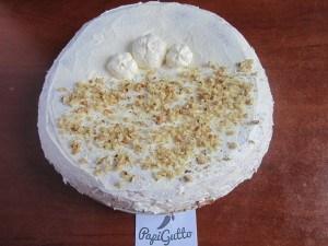 Бисквитный торт 12