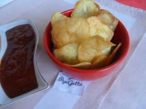 Личное: Як зробити картопляні чіпси вдома 8
