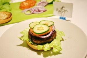Гамбургер в домашних условиях1 14