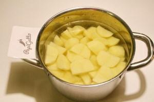 Картофельная запеканка с фаршем 2