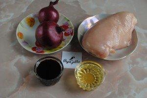 Куриный шашлык в духовке 1