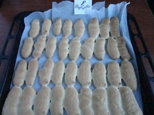Савоярди — бисквитное печенье 8