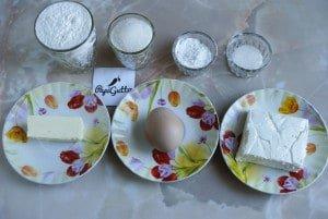 Творожный кекс 1
